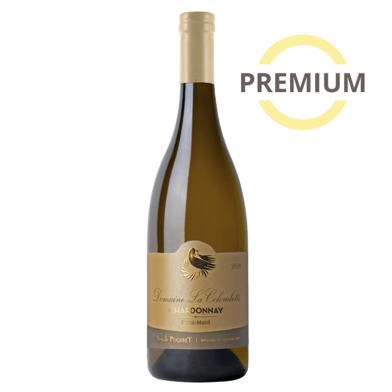 Bouteille Chardonnay