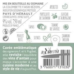 Contre-Etiquette Plume Sauvignon