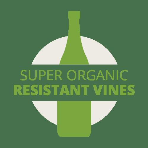Gamme vin super bio et cépages résistants